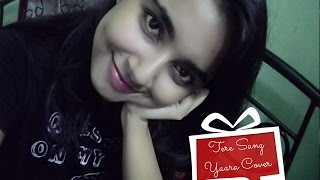 Tere Sang Yaara Female Cover | Rustom | Atif Aslam | by Bahar Adhikary |