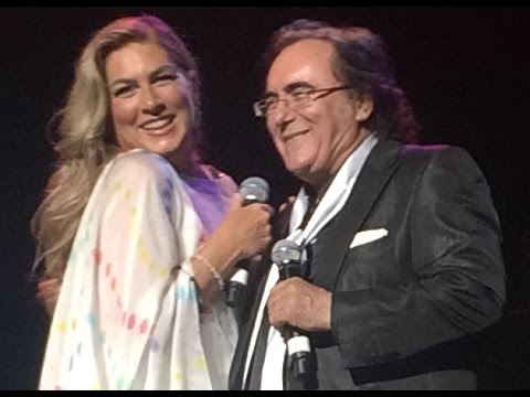 Al bano romina power encore tour 2015 clips youtube for Al bano romina power