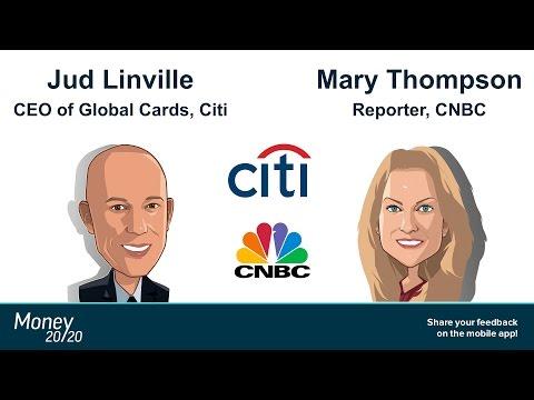 Keynote: Jud Linville (Citi Cards)
