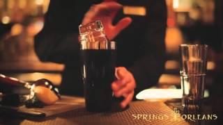 Modern Gambler- Springs Orleans Restaurant