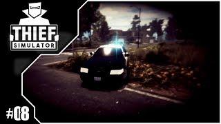 Thief Simulator #08 // Ärger mit der Polizei