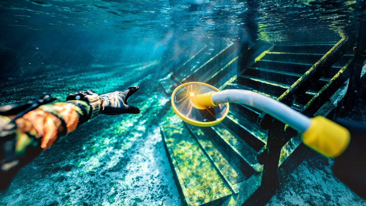 metal-detecting-an-underwater-staircase-found-wedding-ring-gopro-part-and-3-earrings-dallmyd