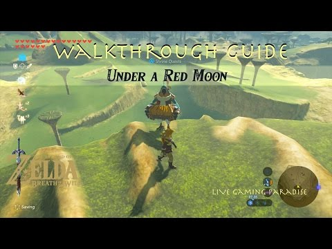 under red moon shrine quest - photo #39