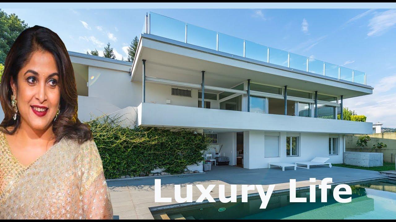 Ramya Krishnan Luxury Life | Net Worth | Salary | Business | Cars | House |  Family | Biography