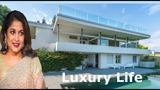 Ramya Krishnan Luxury Life   Net Worth   Salary   Business   Cars   House   Family   Biography