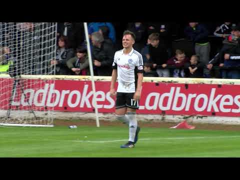 SPFL League 1: Ayr United v Alloa Athletic