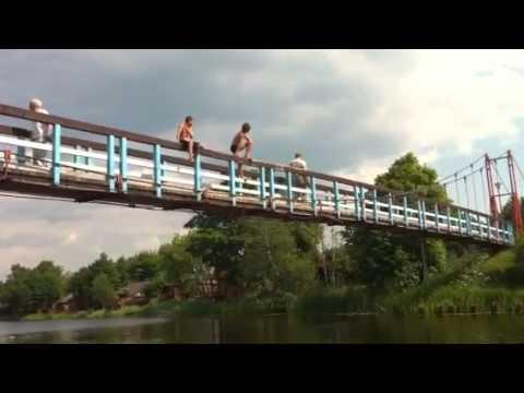 Šventoji, beždžionių tiltas su beždžioniukais from YouTube · Duration:  2 minutes 14 seconds