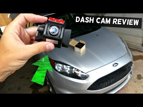 Elepawl Wide Angle Dash Camera With G-Sensor Product Review, Installation And Demonstration
