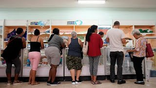 Cuba extends rationing as shortages bite