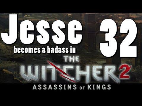 The Witcher 2 [Part 32]: Do I hear Admiral Ackbar?