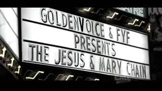 The Jesus and Mary Chain ● Live on 'Last Call' ● 19th August 2015