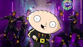 Panini - Lil Nas X (Family Guy Cover)