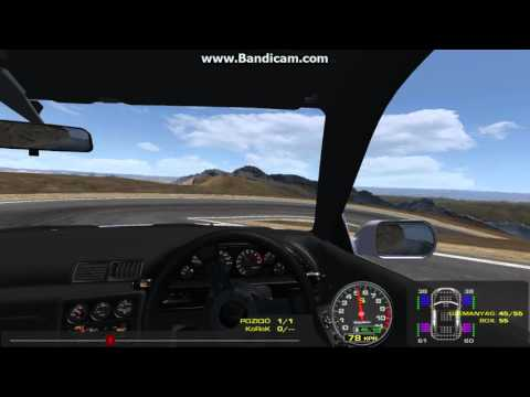 PPJoy: Mouse steering in rFactor | FunnyCat TV