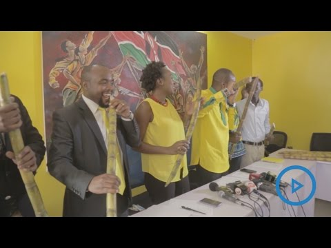 Activist Boniface Mwangi launches new political party