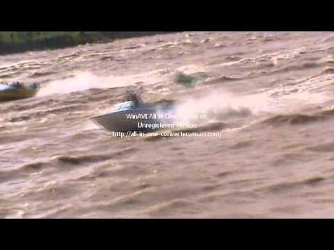 larga de embarcaciones XXXVII °! fiesta nacional del surubí
