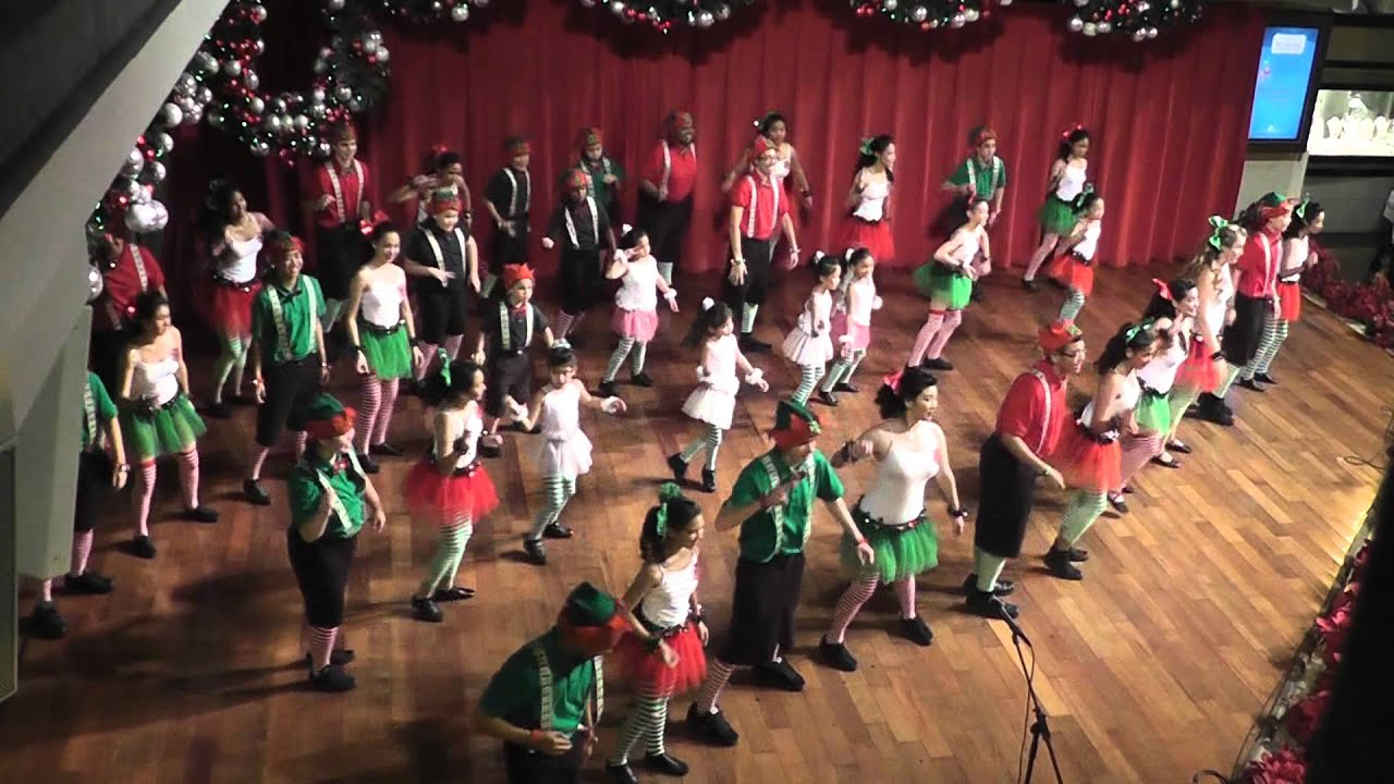 Merry Christmas Happy Holidays (NSYNC)-Paliku Academy of Performing ...