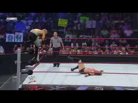 WWE Superstars 7/23/09 Part 2/5 (HD)
