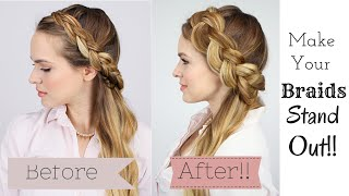 How to Get MAX Volume in Braids!!
