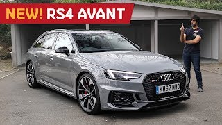 The New AUDI RS4 is so ADDICTIVE!!