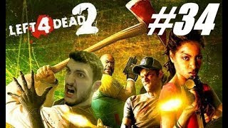 MAL SÜRÜSÜ MAL!! : Left 4 Dead 2 Multiplayer 2017 #34