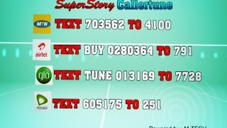 SuperStory CallerTune