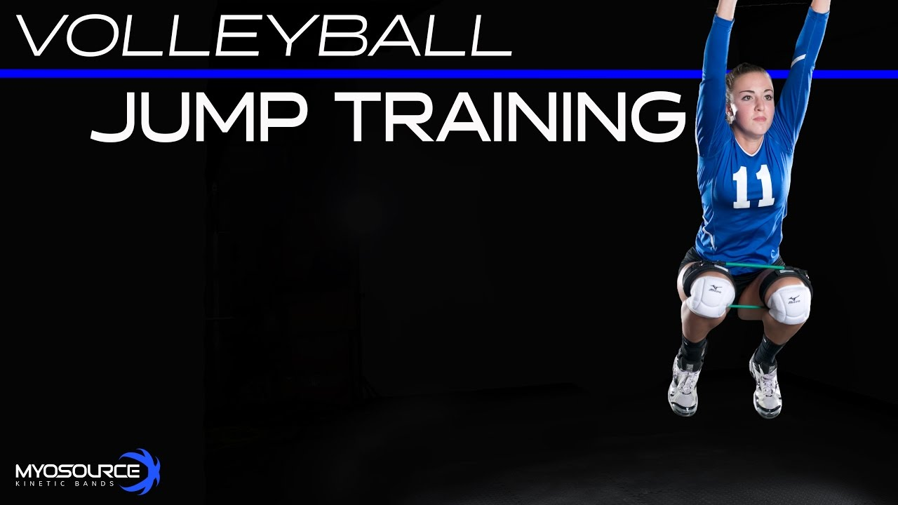 Volleyball Players | How to Jump Higher