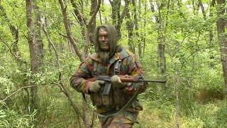 Belgian Jigsaw Camouflage Effectiveness