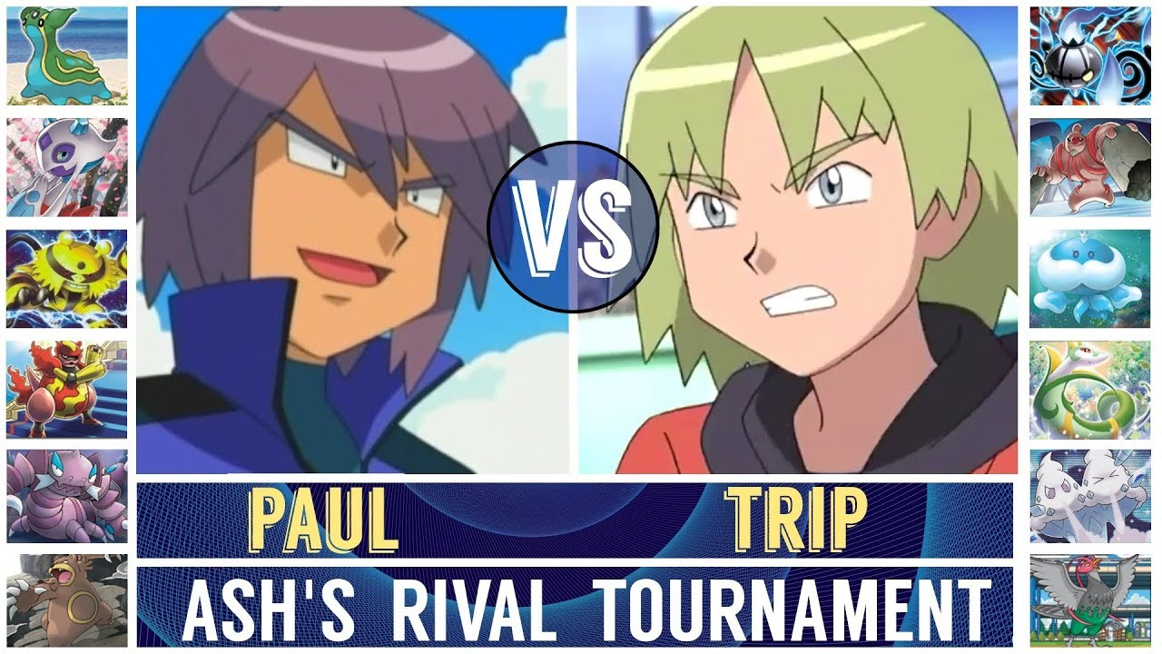 d83b02ba352 Paul vs. Trip (Pokémon Sun Moon) - Ash s Rival Tournament ...