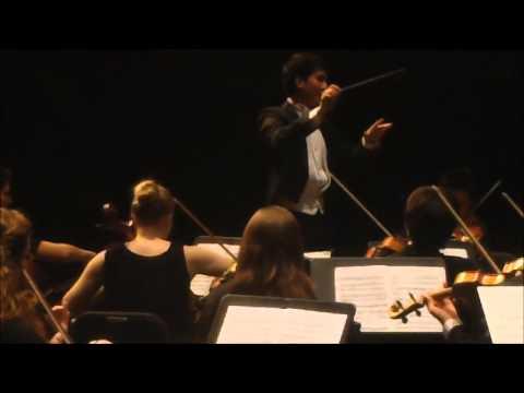 Debussy Prélude à L'après-midi D'un Faune, Johnny NG, Conductor