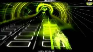 Audiosurf - Scandal Baby - Scandal