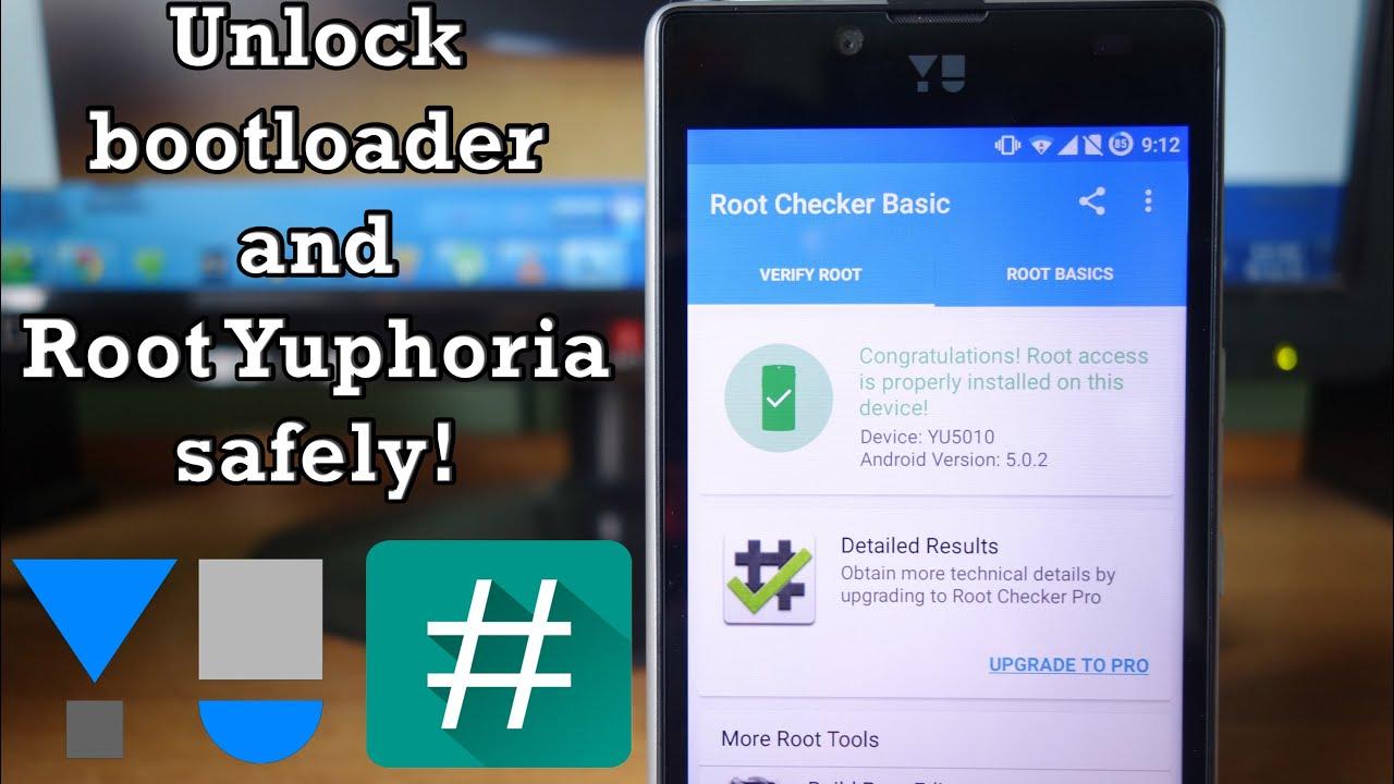 Root YuphoriaWithout UnlockingThe Bootloader
