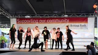 Sole Studios Hip Hop Dance School | Nambour Show | Open Fusion