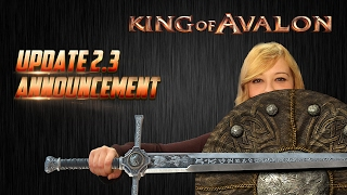 KoA - Update 2.3, Part 1 by Lady of Avalon(Send us your best gameplay moments to this email address: community_koa@funplus.com King of Avalon – Dragon Warfare Download now!, 2017-02-08T04:17:40.000Z)