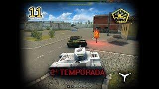 11.Probando probando (Tanki Online - Temporada 2) // Gameplay