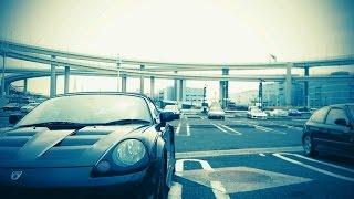 Tokyo - Yokohama | Mornig Drive | Japan Road Trip | 辰巳PA→C1内回り→レインボーブリッジ→大黒PA
