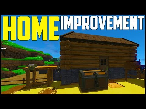ECO Survival - Part 4: Home Improvement for Skillpoints!