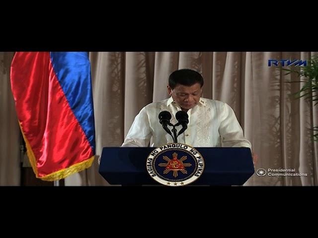 Duterte: I ordered a lifestyle check on Mabilog