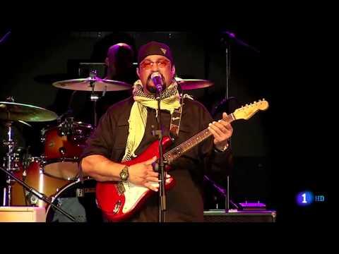 STEVEN SEAGAL -  Hondarribia Blues Festival 2014
