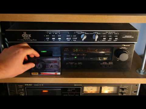 Compact Cassette Sound Quality