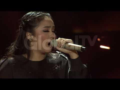 Gita Gutawa ft Maria Calista - Terlalu Manis I Allchestra SLANK KISS YOU GlobalTV 2017