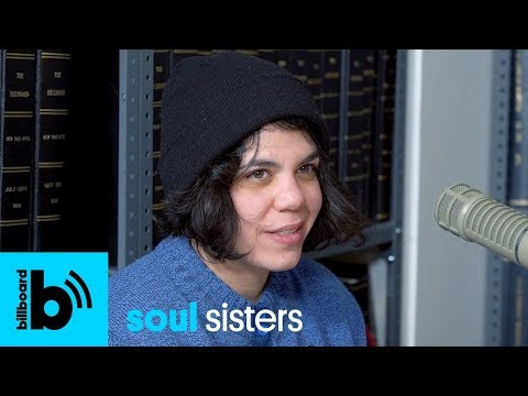 Marissa Paternoster of Screaming Females on Soul Sisters Podcast I Billboard