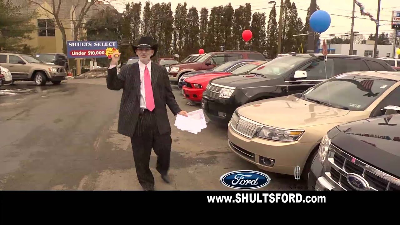 Shults Ford Wexford