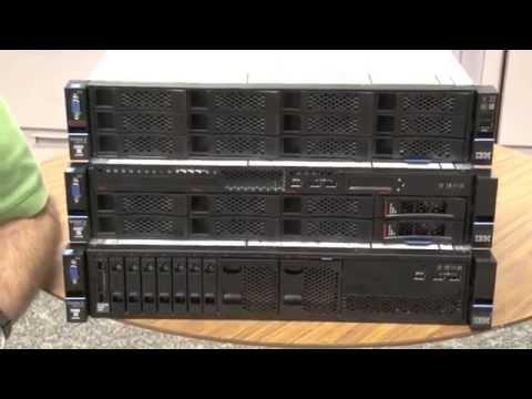 IBM System x3650 M5 Video Walk through (engl.)