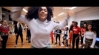 Petit Afro Presents: Afro Dance - Song: Quero Danza || PROD. Moris beat|| Video By HRN