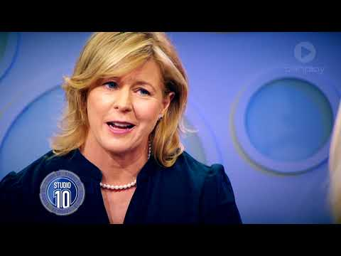 'Big Little Lies' Author Liane Moriarty Takes Hollywood By Storm | Studio 10