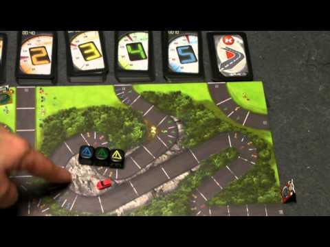 Left Hand Reviews - #17 - Rallyman