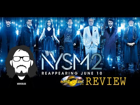 Movie Planet Review- 138: RECENSIONE NOW YOU SEE ME 2