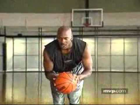 Michael Jordan's Basketball Lesson