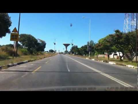 Harare Airport Road Zimbabwe