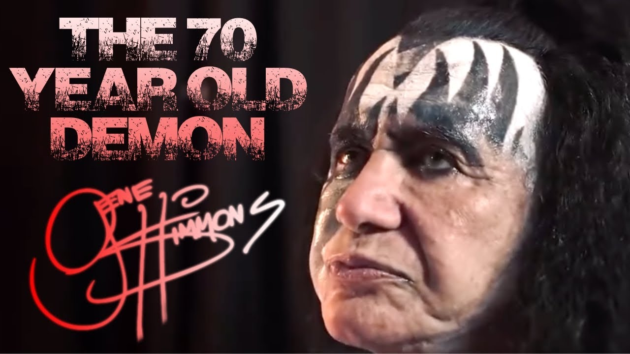 Download The 70 Year Old Demon Documentary: KISS' Gene Simmons   US Version